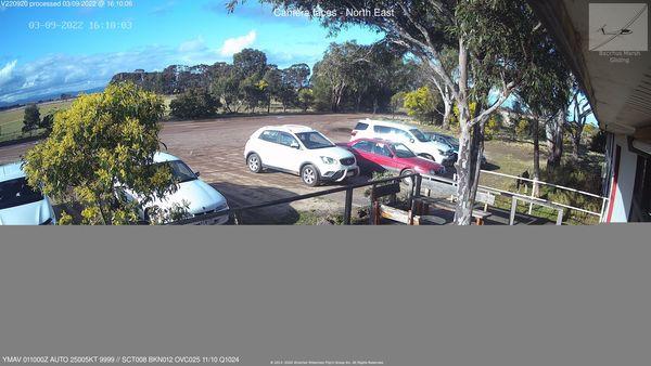 Bacchus Marsh Aerodrome, webcam 4