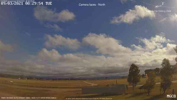 Bacchus Marsh Aerodrome, webcam 8